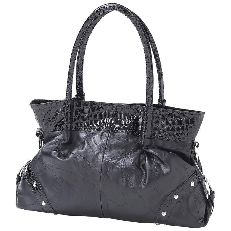 """Wholesale 16"""" Lambskin Leather Purse for sale at bulk cheap prices!"""
