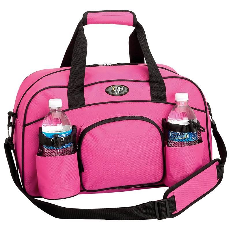 "Wholesale Pink 18"" Sport Duffle Bag"