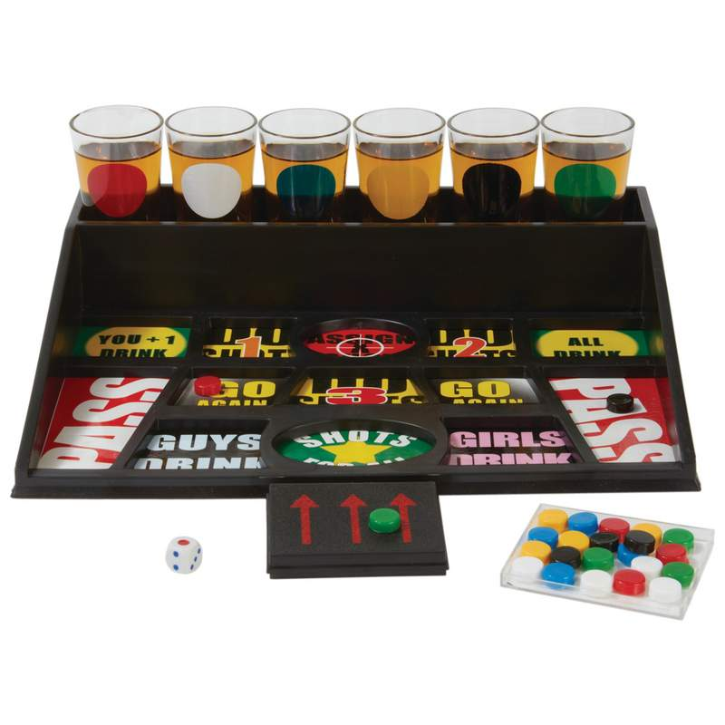 Wholesale 31pc drinking game buy wholesale bar products for Food bar drinking game