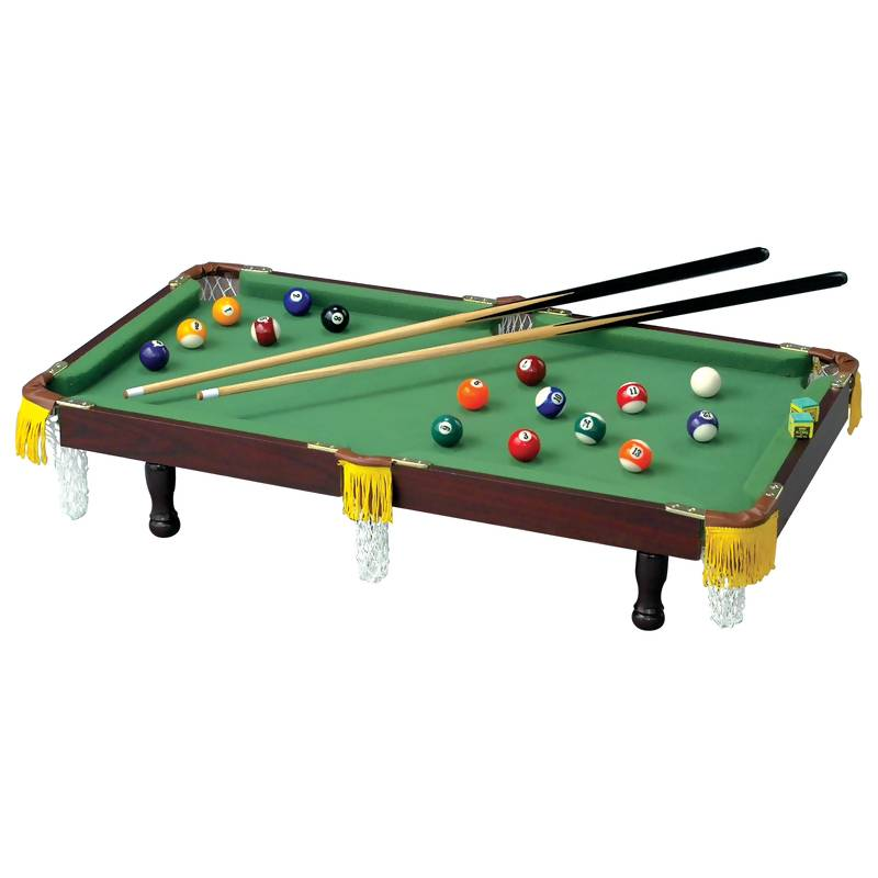 Wholesale Club Fun Tabletop Miniature Pool Table for sale at  bulk cheap prices!