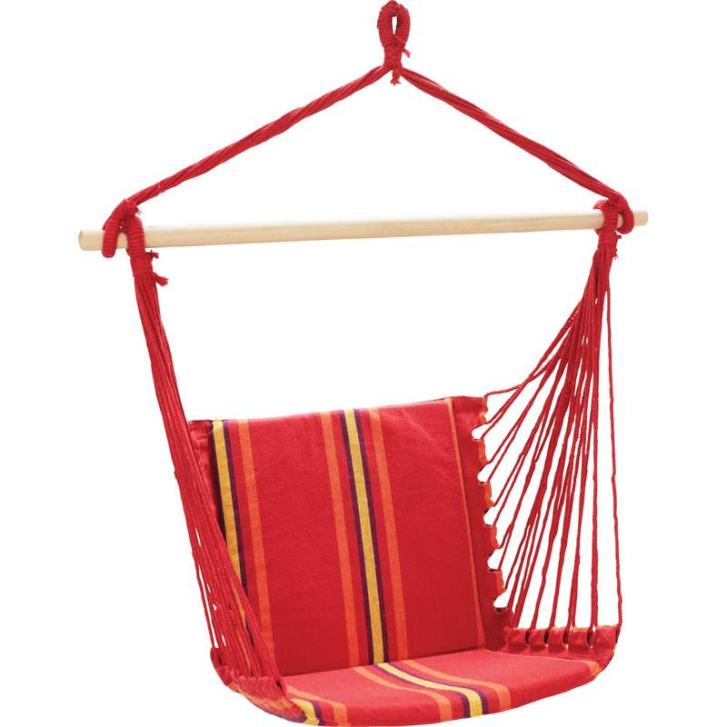Wholesale Red Hanging Rope Chair For Sale At Bulk Cheap Prices!