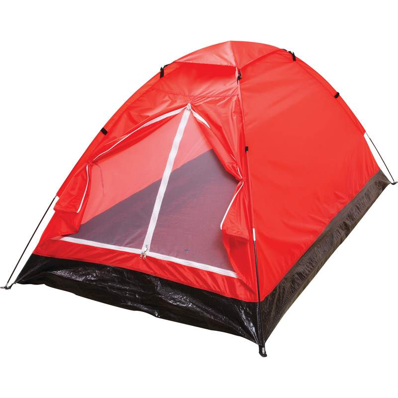 Extra-Long Red 2-Person TENT