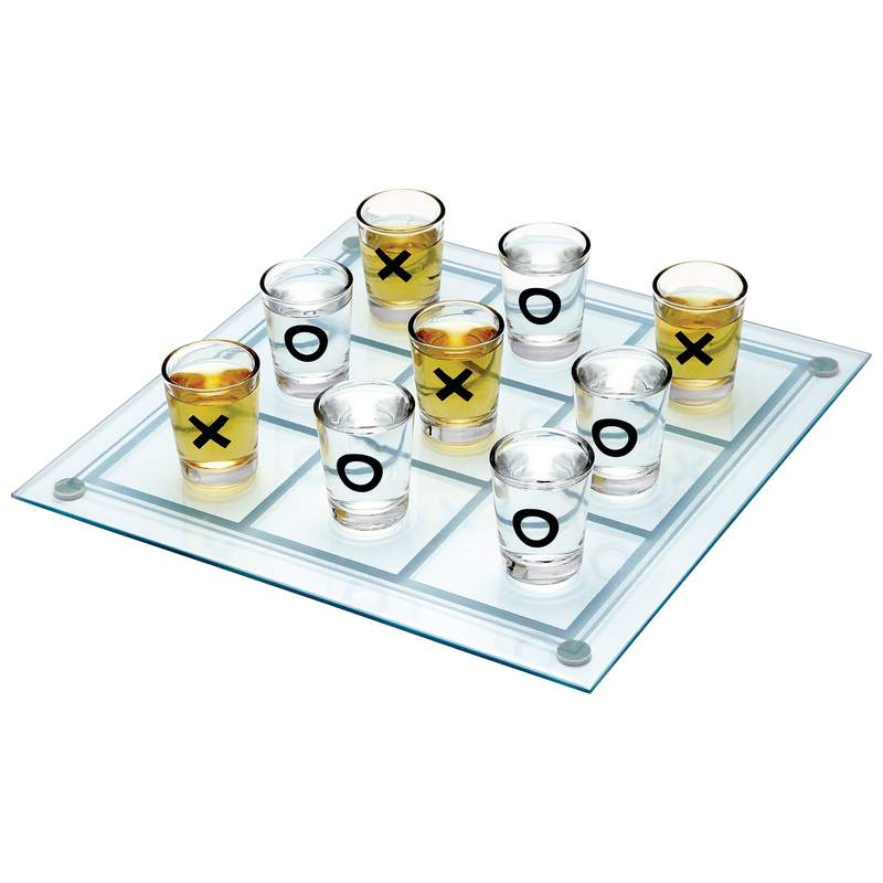 Wholesale Shot Glass Tic Tac Toe Game Buy Wholesale Bar Products