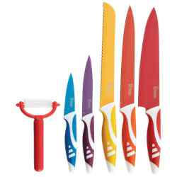 Wholesale 6pc Non-Stick Coated Cutlery Set for sale at bulk cheap prices!