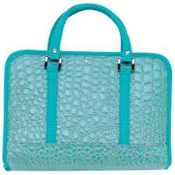 Wholesale Turquoise Faux Alligator Bible Cover for sale at bulk cheap prices!