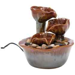 Wholesale 3-Level Ceramic Fountain for sale at  bulk cheap prices!