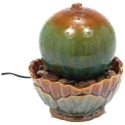 Wholesale Round Ceramic Fountain for sale at  bulk cheap prices!