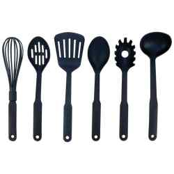 Wholesale 6pc Nylon Kitchen Tool Set for sale at bulk cheap prices!