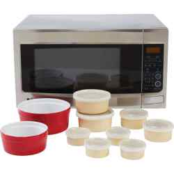 Wholesale 18pc Microwave Stoneware Set for sale at bulk cheap prices!