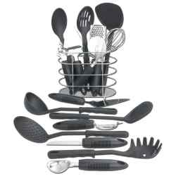 Wholesale 17pc Kitchen Tool Set for sale at bulk cheap prices!