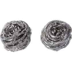 Wholesale 2pc Stainless Steel Scouring Pads for sale at  bulk cheap prices!