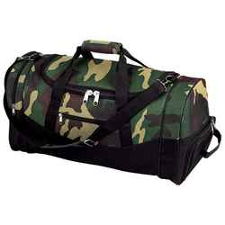 "Wholesale Camouflage Water-Resistant 23"" Tote Bag for sale at bulk cheap prices!"