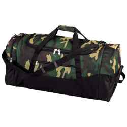 "Wholesale Camouflage Water-Resistant 30"" Tote Bag for sale at bulk cheap prices!"
