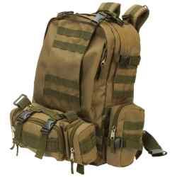 Heavy-Duty Water-Resistant Backpack