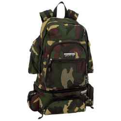 Wholesale Heavy-Duty Camo Backpack for sale at  bulk cheap prices!