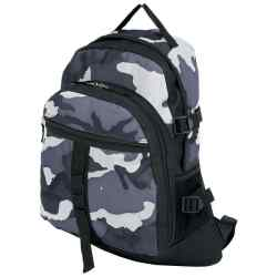 Wholesale Black and Gray Urban Camo Backpack for sale at  bulk cheap prices!