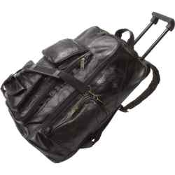 Leather Backpack/Cart