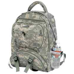 Wholesale Digital Camo Water Repellent Backpack for sale at  bulk cheap prices!