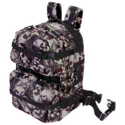 "Wholesale Red-Eye Skull Camo 19"" Backpack for sale at  bulk cheap prices!"