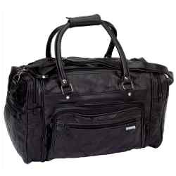 "Wholesale 18"" Genuine Leather Tote Bag for sale at  bulk cheap prices!"