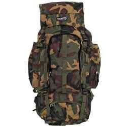 Heavy-Duty Mountaineer's Backpack