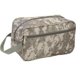 "Wholesale Digital Camo 11"" Travel Bag for sale at  bulk cheap prices!"