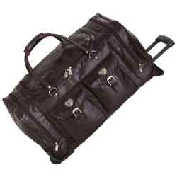"""Wholesale Leather 24"""" Trolley Bag for sale at  bulk cheap prices!"""