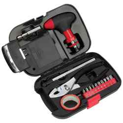 Wholesale 16pc Emergency Tool Set for sale at bulk cheap prices!