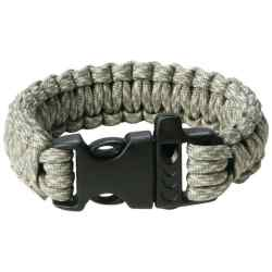 Wholesale Camo Paracord Bracelet with Whistle Buckle for sale at bulk cheap prices!