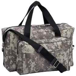 Wholesale Camo Water Repellent Range Bag for sale at  bulk cheap prices!