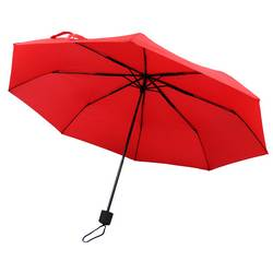 "42"" Deluxe Red Super Mini Umbrella"