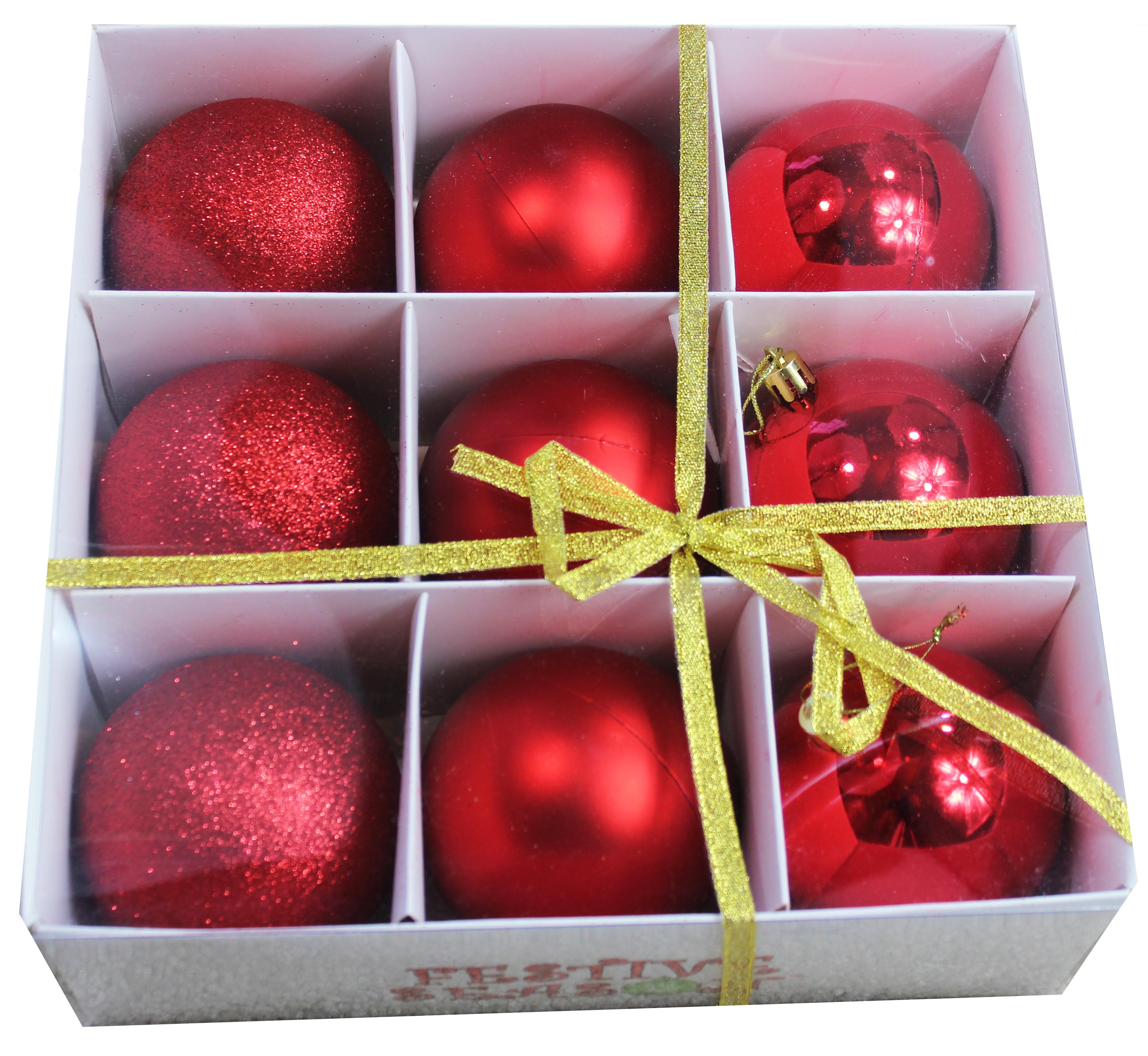Shatterproof Christmas Ornaments Wholesale
