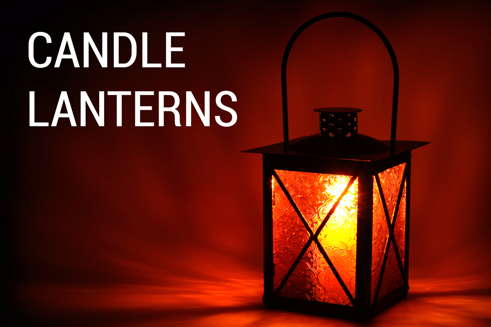Wholesale Candle Lanterns
