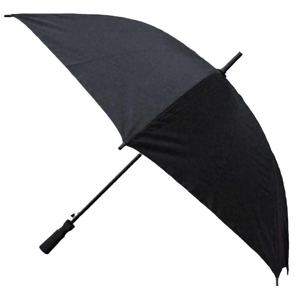 Black Auto Open Umbrellas