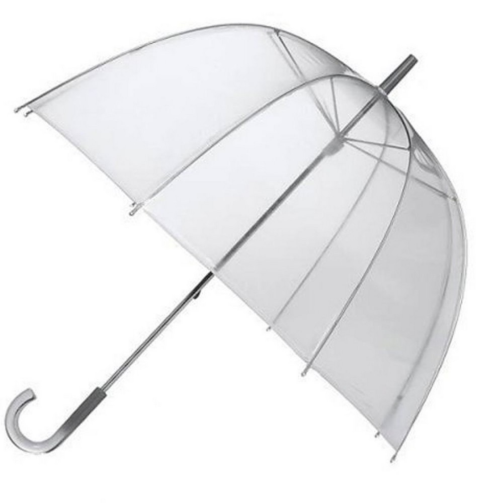 "46"" Clear Dome/Bubble Umbrellas"