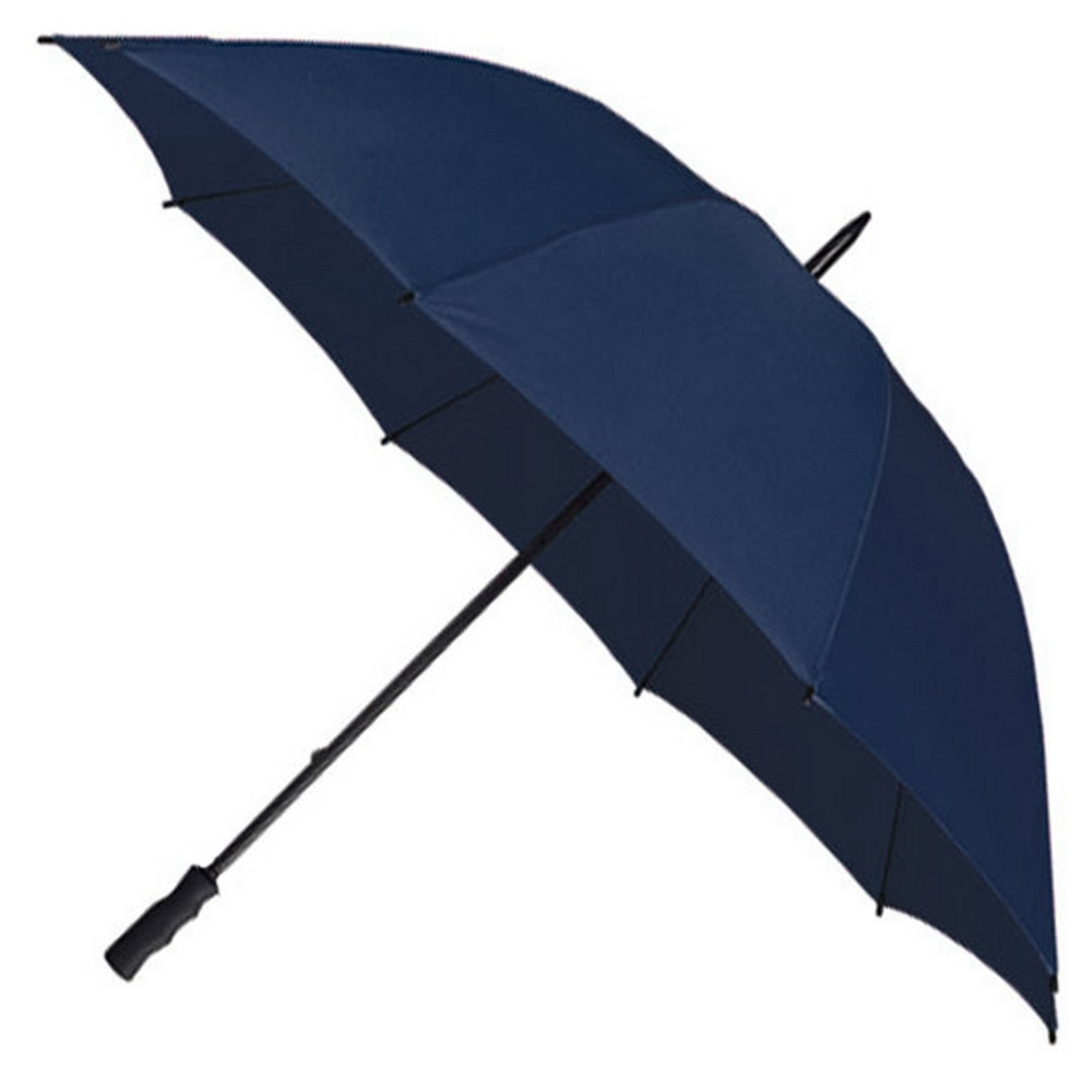 "55"" Auto Open Navy Golf Umbrellas"
