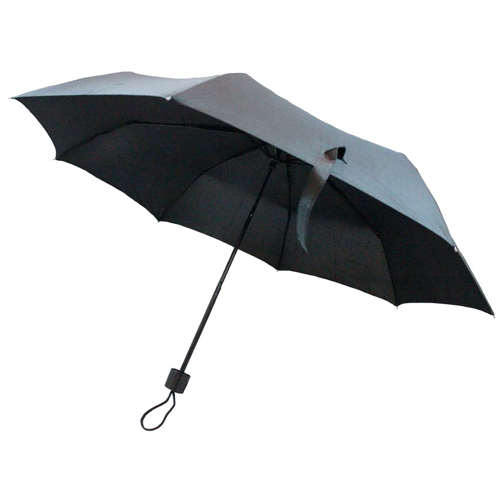 "42"" Deluxe Black Super Mini Umbrella"