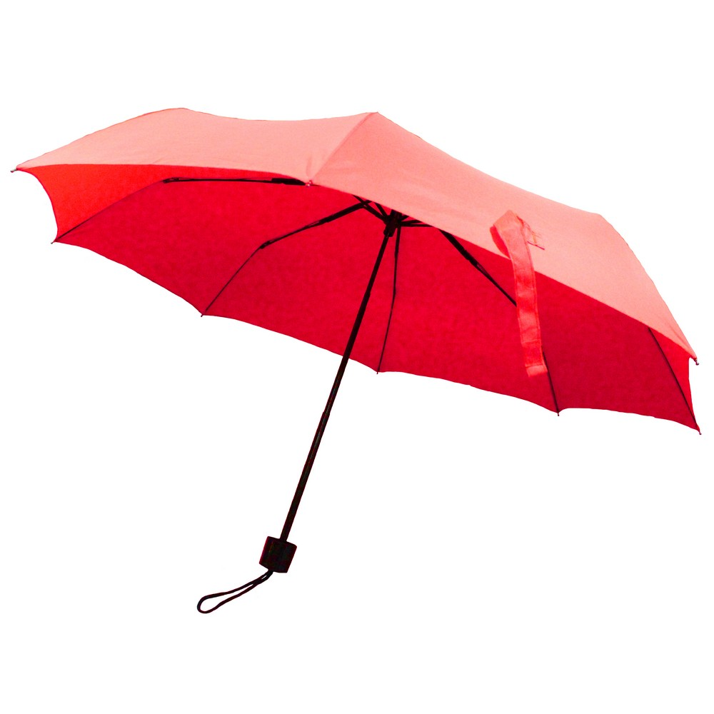 "42"" Deluxe Red Super Mini Umbrella"