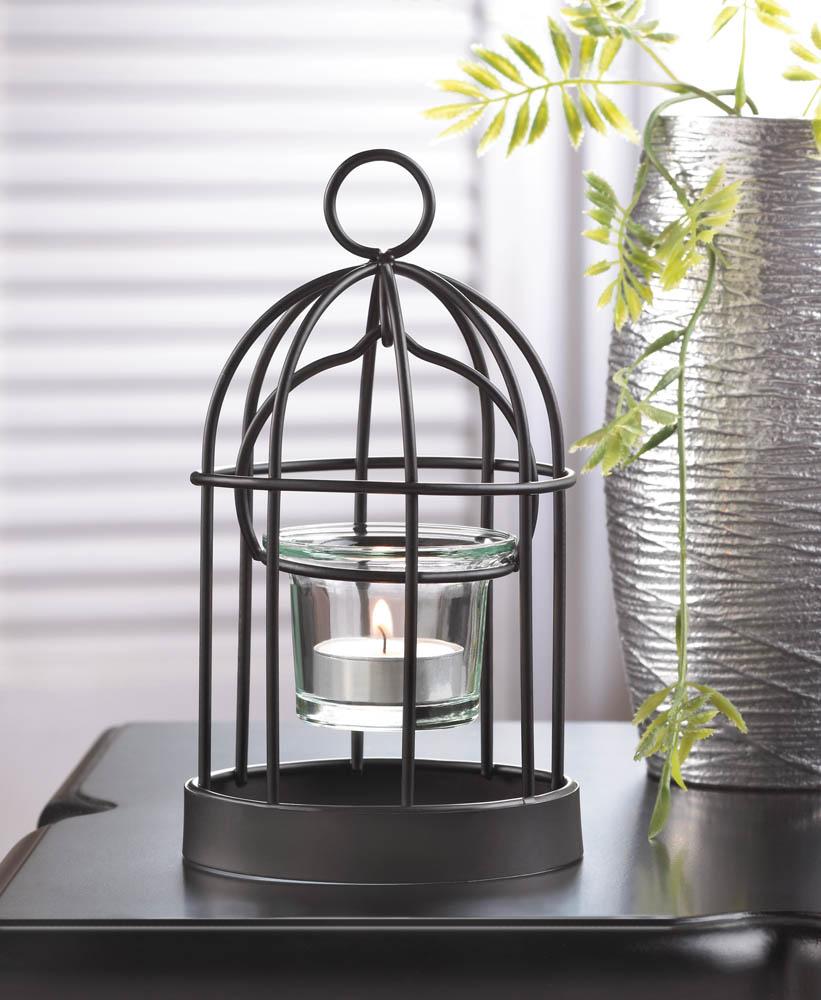 wholesale mini birdcage candleholder buy wholesale candle holders. Black Bedroom Furniture Sets. Home Design Ideas