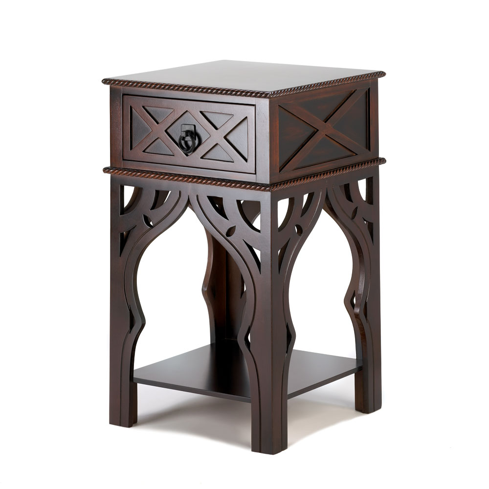 Moroccan Style Side Table   10015465
