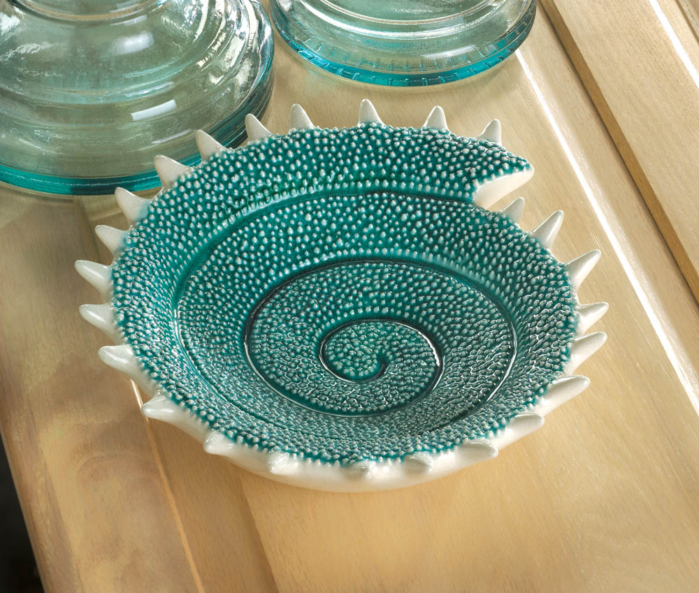 Turquoise Home Decor Accessories wholesale turquoise seashell decorative dish - buy wholesale home