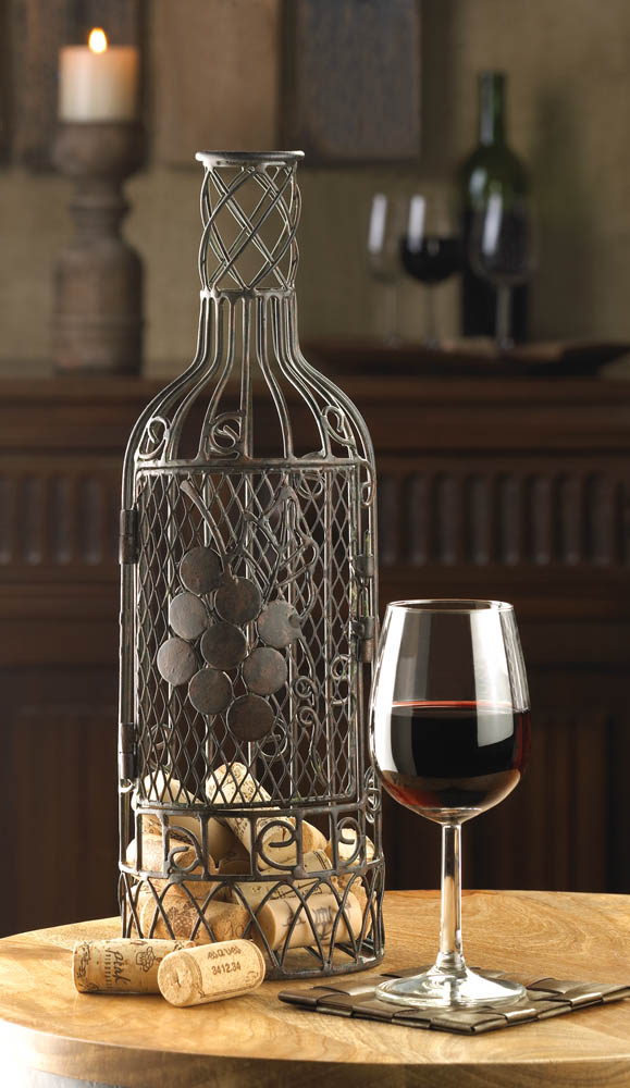 wholesale home decor products for resale cork saver wine decor buy wine 13540