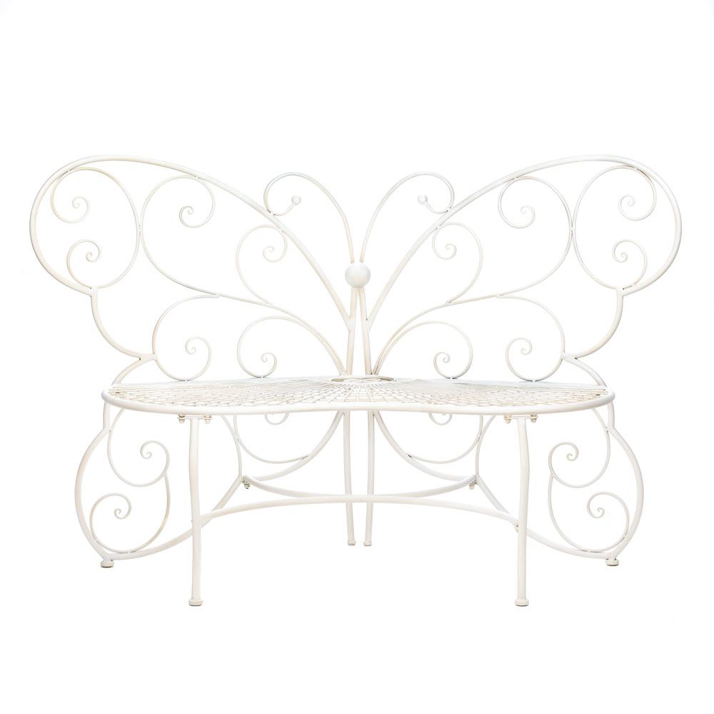 Wholesale Butterfly Garden Bench - Buy Wholesale Garden Accessories
