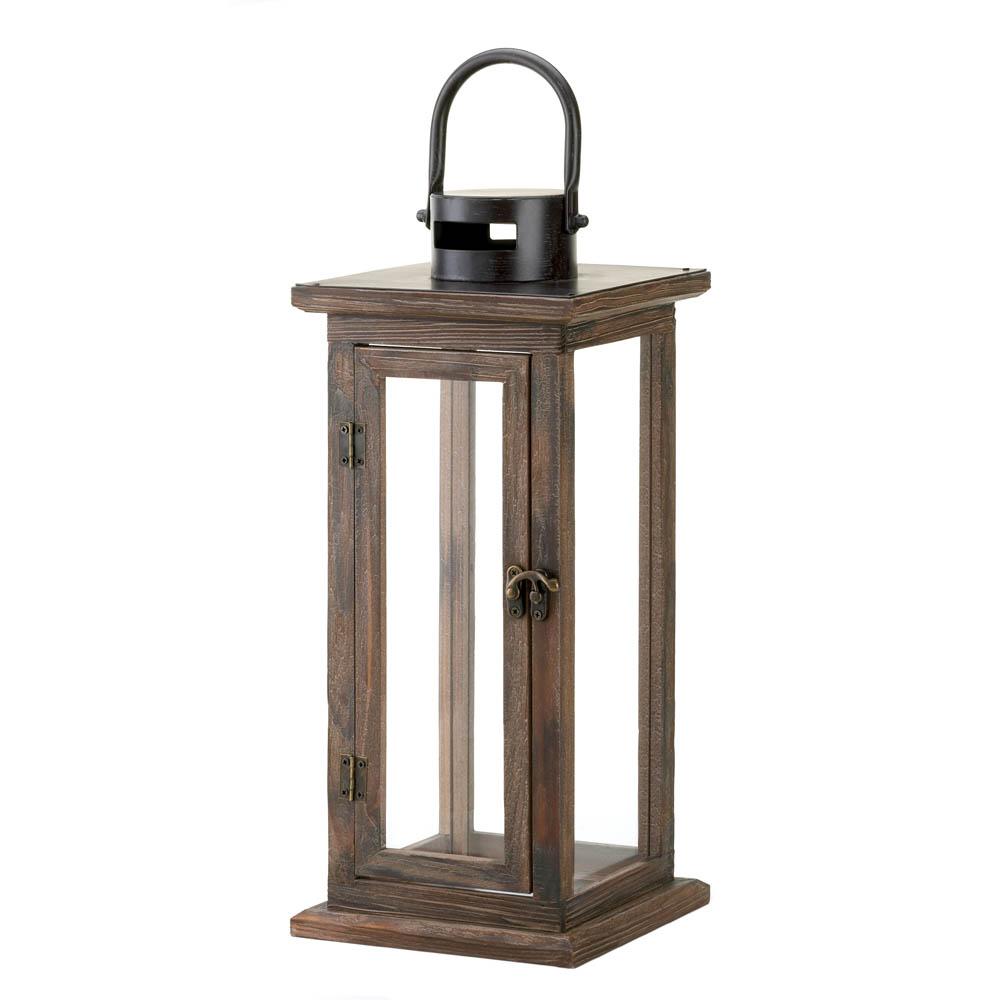 Wholesale Perfect Lodge Wooden Lantern - Buy Wholesale Candle Lanterns