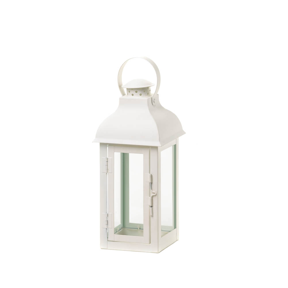 Wholesale gable medium white lantern buy