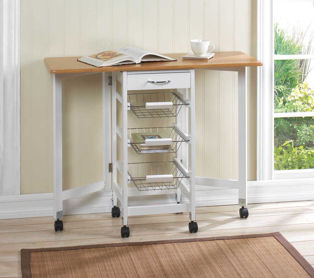 Wholesale Kitchen Trolley Extended Table Buy Wholesale