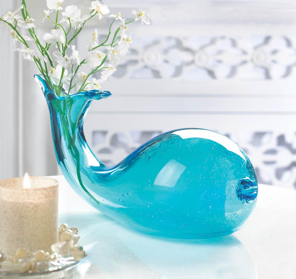 Wholesale art glass whale vase buy wholesale vases art glass whale vase 10016183 reviewsmspy