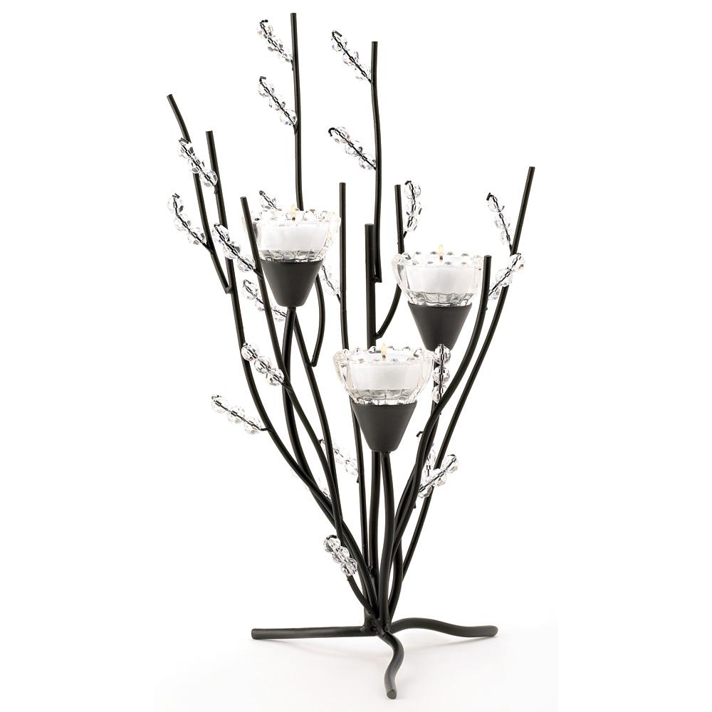 Wholesale Crystal Tree Tealight Holder - Buy Wholesale Candle Holders