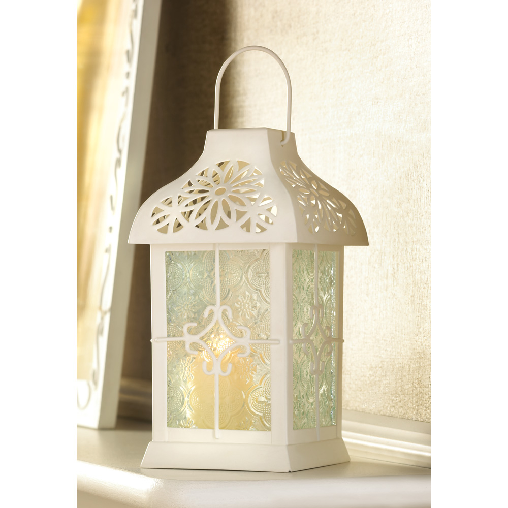 Wholesale Daisy Gazebo Candle Lantern - Buy Wholesale Lanterns