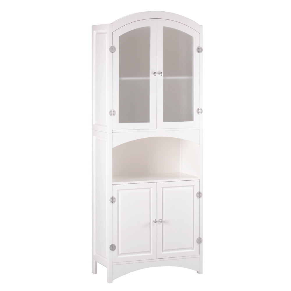 Wholesale tall linen cabinet buy wholesale cabinets for Wholesale cabinets